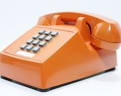 Refurbished Retro  Electric Push Button Phone
