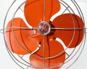 Refurished Vintage Retro General Electric Fan