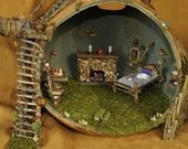 Fairy Gourd House Multi Level Indooor and Outdoor  Awesome Details