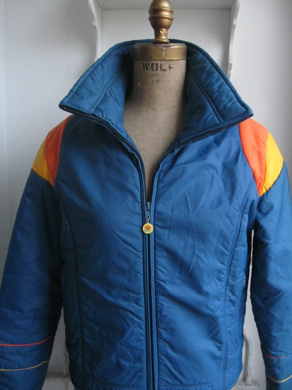 Vintage Ski Jacket 70 S By Roffe Ski Wear Size S By