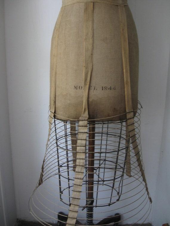 Skirt Boning 77
