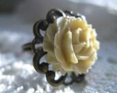 Antique Rose Ring