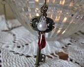 Bella's Key Necklace