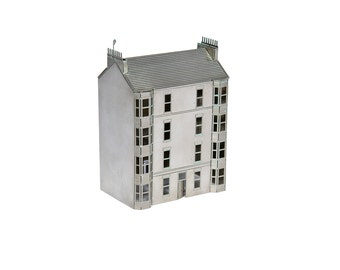 Tinyment - a tiny metal tenement