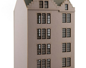 Edinburgh Old Town model kit