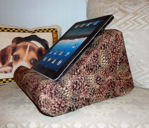 Soft Lap Book Holder For All Your Hands Free Reading Easy On Your Neck and Wrists