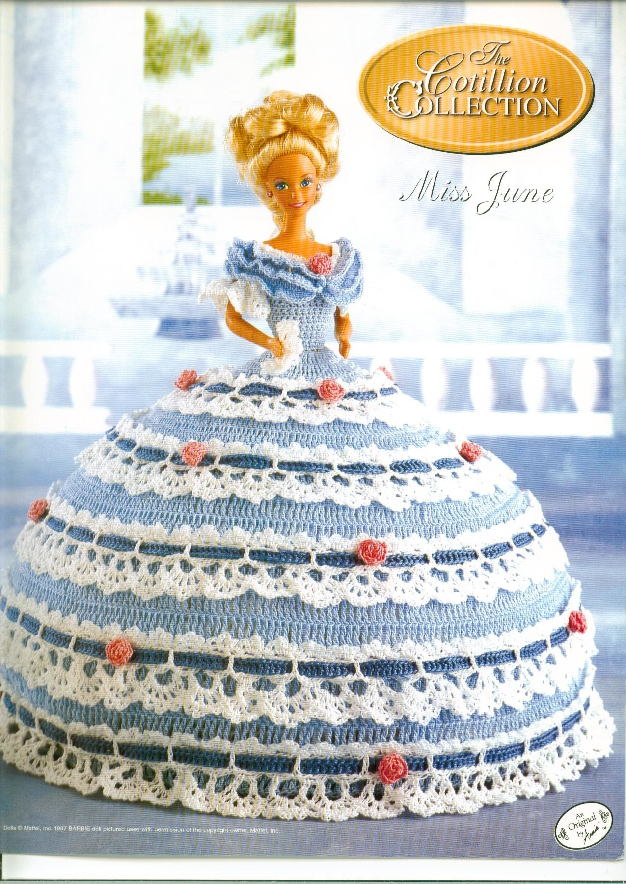 Annies Attic Crochet : Barbie crochet leaflet Annies Attic Fashion by victoriandolls