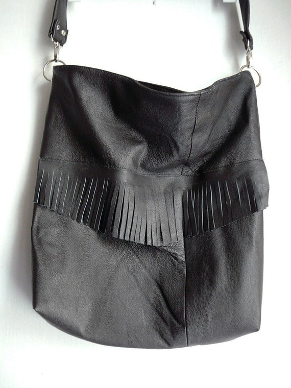 Brown Leather Purse: Pocahontas