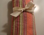 Sale-------Stripey Warm Fabric (original price 6.00)