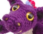 RESERVED LISTING FOR CATHYRNSCOTTAGE - Purple Dragon
