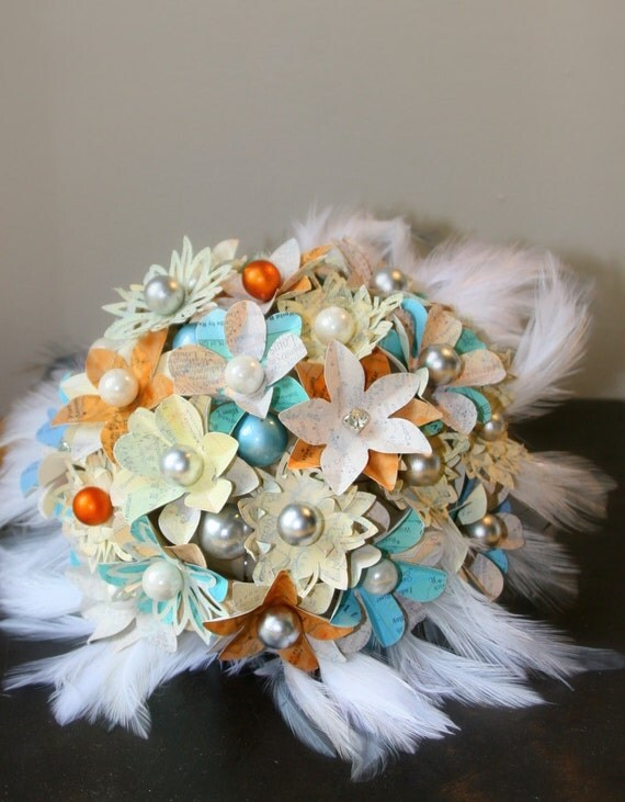 """Map Your Love"""" Bridal Bouquet KIT- Couture Look for Less"""