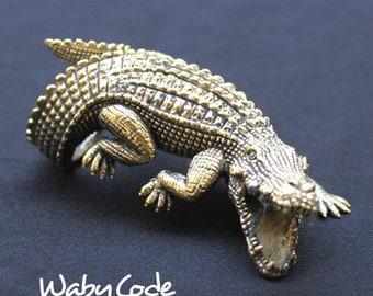 Croc Ring