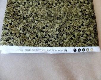 1 Yard  Cotton Fabric
