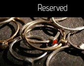 Reserved Listing for Tracy