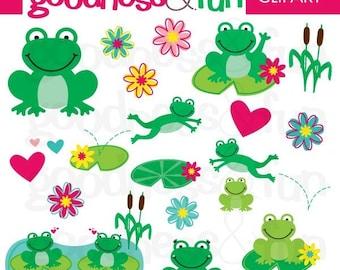 Frog graphics – Etsy