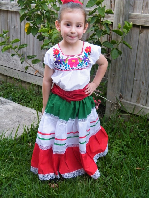 Girls Mexican Outfit-RESERVED for Jazmin