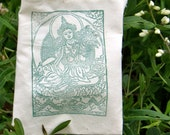 Prayer Bag- Green Tara