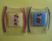 ToothBrush Cover Boys(Disney's Mickey and Minnie) free gift w/purchase