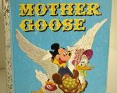 Little Golden Book - Walt Disney's Mother Goose