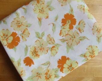 Just Peachy - Vintage Flat Bedsheet