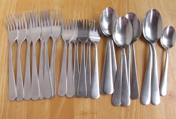 Sale - Gense Swedish Stainless Steel Flatware