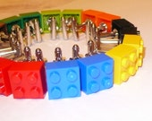 LEGO 2x2 Brick Cufflinks