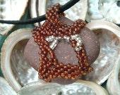Custom Made Wearable Talismanic Art - - Shaman Necklace