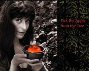 Pick the Apple from the Tree, Francesca De Grandis music CD