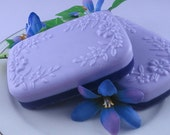 Soap - Lavender Fields Soap -  Glycerin Soap - Handmade Soap - Spring Soap - Floral Scent - SoapGarden