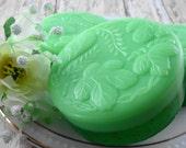 Soap - Green Gardener's Grit Soap made with Shea Butter -  Glycerin Soap - Handmade Soap - SoapGarden
