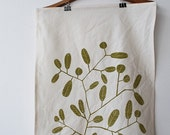 sale smokebush tea towel