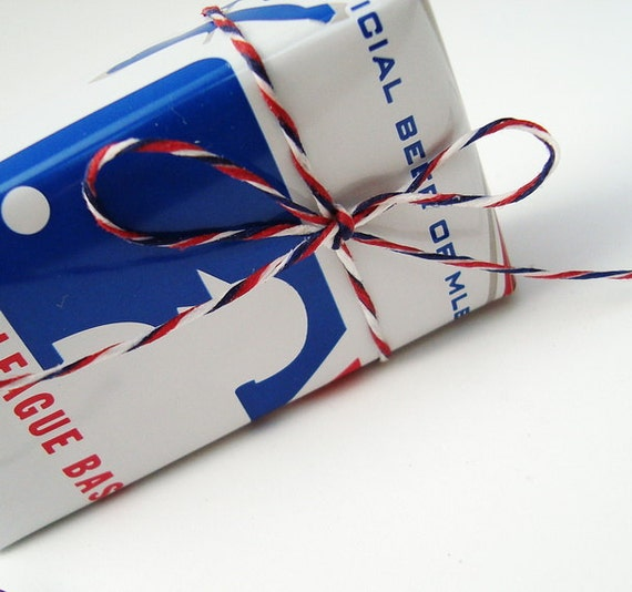 Budweiser Beer Can Gift Box RecycledHome Eco Friendly Repurposed Recycled Patriotic Limited Edition