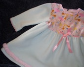 Fairy Fleece Dress with Matching Hat for Free