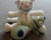 Download Now -  Binoo - Amigurumi - Crochet Pattern PDF