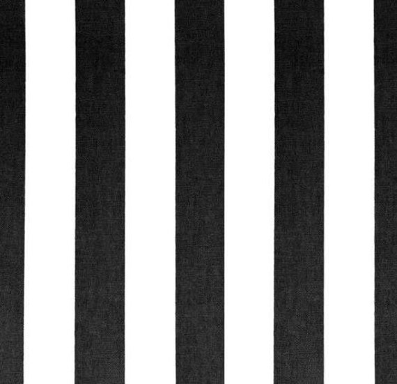 Wedding Black and White Stripe Table Runner by ...