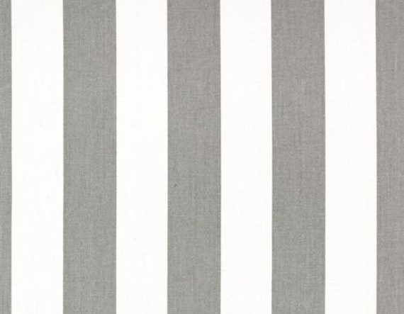Curtain Panels Grey And White Stripe Drapery By Exclusiveelements