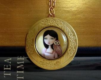 Evelyn locket