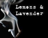Lemons and Lavender - Luxury Incense