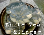 White Tea and Ginger - SALE Discontinued Scent