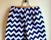 navy chevron shorts - board surf shorts - summer - handmade by noah and lilahchristmasinjuly