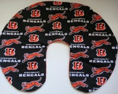 Cincinnati Bengals Boppy Pillow Cover