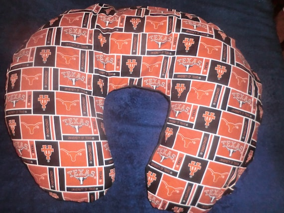 University of Texas Boppy Pillow Cover