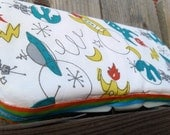 Decorated Wipes Case - You pick the fabric