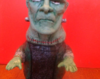 Custom Character Keepsake Holder jar(functional-art sculpture)*Made To Order*