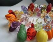 Vintage Bracelet Fruity Explosion