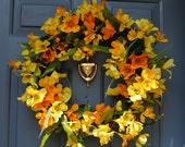 Summer Sunshine Wreath