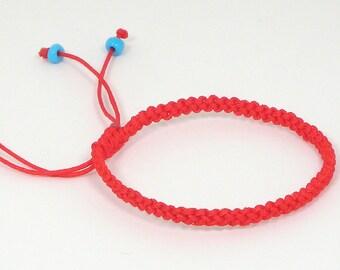 Good Luck Red String Bracelet