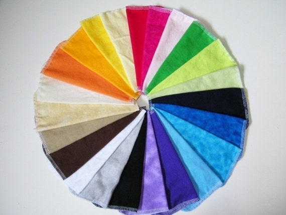 Custom Order for Yessenia, CHOOSE YOUR COLORS, Set of 100