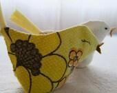 Love bird lavender-filled pillows (RESERVED for Noelle)