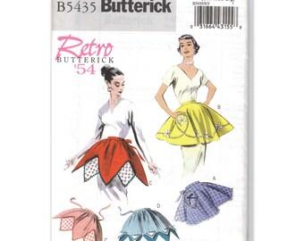 Retro Butterick '54 Aprons
